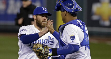 Royals bullpen has them in position to continue postseason play (+video)