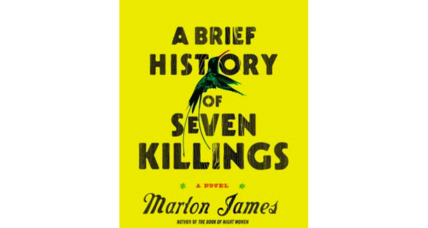 'A Brief History of Seven Killings' is praised for its epic history