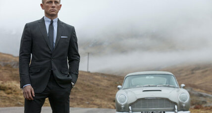 Anthony Horowitz will write a new James Bond novel