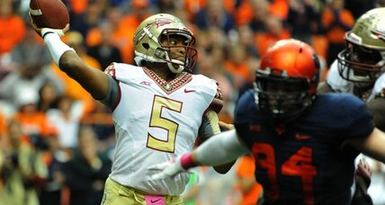 Florida State, Notre Dame meet once again with poll implications