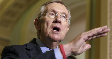 Reid plan backfires: How vote scores are hurting vulnerable Senate Democrats