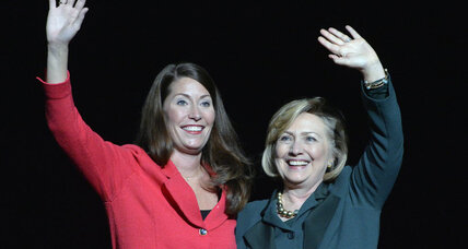 Hillary Clinton stumps for Alison Lundergan Grimes as Democrats court women