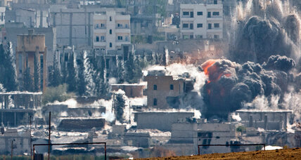 Islamic State: Is the US-led war really helping Syria's Assad? Maybe. (+video)
