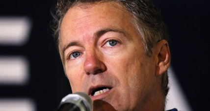 Does Rand Paul support voter ID laws, or not?