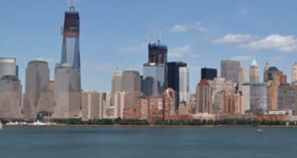 Watch the rise of the World Trade Center in two minutes