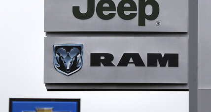 Auto sales get a boost from Chrysler, Nissan, and Honda