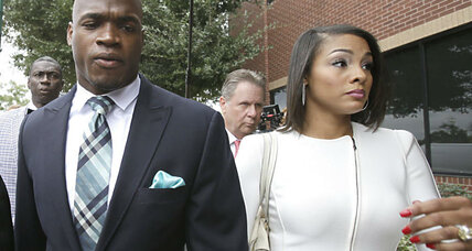 Adrian Peterson enters plea deal. Will NFL seek further punishment? (+video)