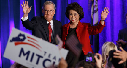 How did Mitch McConnell end up winning so easily? (+video)