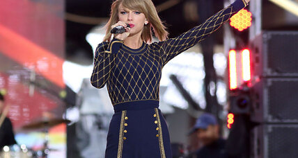 Taylor Swift to Spotify: We are never, ever getting back together