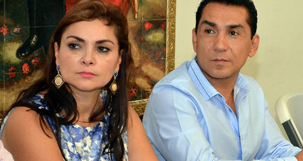 Major step in missing students case: Mexico detains fugitive mayor and wife