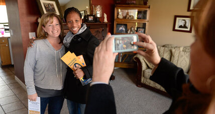 Mia Love, first black Republican woman in Congress, is 'solid gold' for GOP (+video)