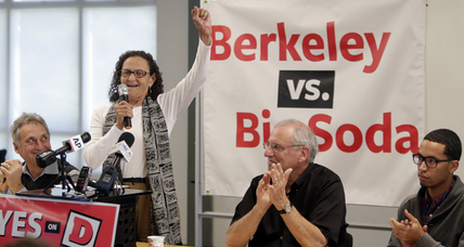 Berkeley passes first-in-the-nation soda tax. Will other cities follow? (+video)