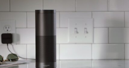 Echo, Amazon's answer to Siri, is a speaker that listens to you