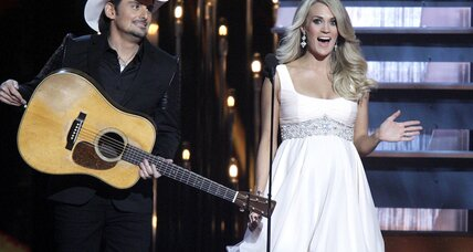 CMA jokes: Is Brad Paisley, and country music, racist? (+video)