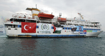 Gaza flotilla raid: International court drops case against Israel (+video)
