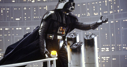 What if Darth Vader had a high-pitched voice?