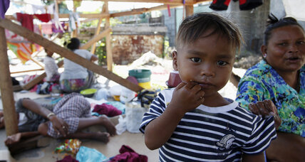 Typhoon Haiyan: One year later, Philippines 'building back better' (+video)