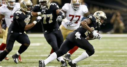 NFL Sunday game of the week: San Francisco 49ers vs. New Orleans Saints (+video)