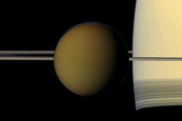 Cassini Spacecraft Video by The Cassini Spacecraft