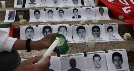 'Enough, I'm tired': Mexico tweets its anger over missing students case