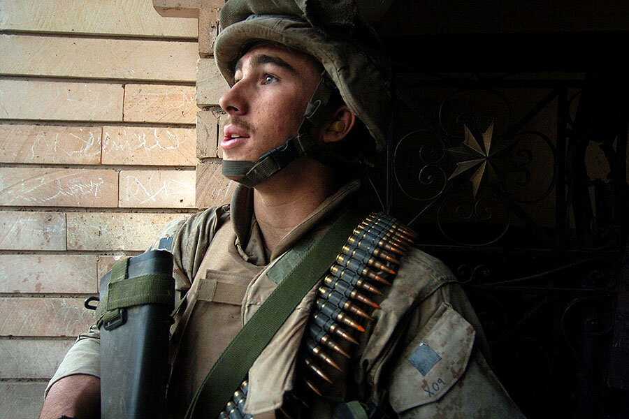 Fallujah anniversary: Tracking down the US Marine 'Death