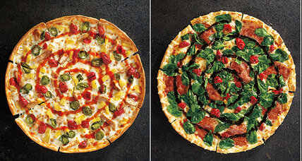 Pizza Hut gets a massive overhaul. Curry crust, anyone?