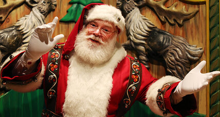 Santa Claus rally? Don't take stock in it.