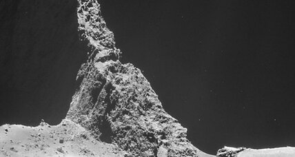 How spacecraft chased a comet 300 million miles, and is poised for a landing (+video)