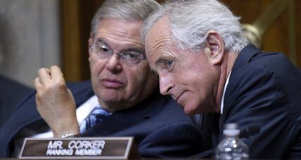 Will Congress kill an Iran nuclear deal? Two key senators warn Obama. (+video)