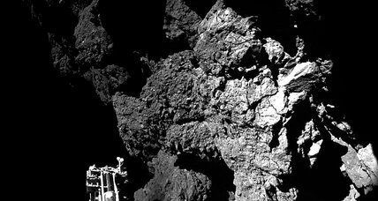 Rosetta's Philae lander races against time as battery life dwindles (+video)