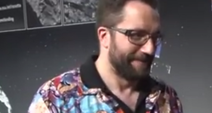 Philae fashion faux pas: Rosetta scientist apologizes for offensive shirt