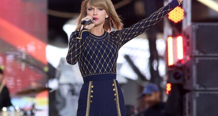 Taylor Swift to Spotify: Blank Space or blank check?