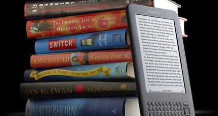 Amazon, Hachette reach deal. So how big is the world of e-books?