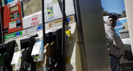 Now is the perfect time to raise gas taxes