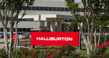 Halliburton aims to replace Baker Hughes board