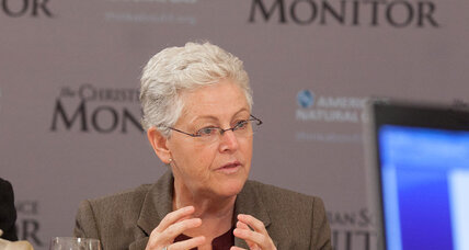 EPA chief Gina McCarthy to GOP Congress: bring it on (+video)