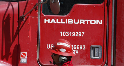 Halliburton, Baker Hughes merge as oil prices plummet