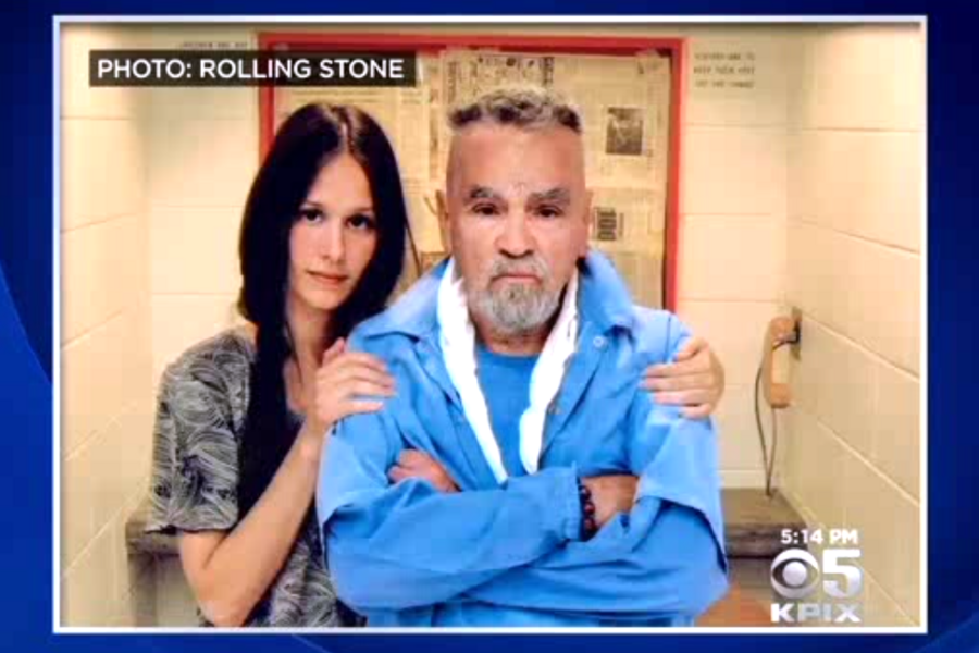 Charles Manson to wed a very young supporter - CSMonitor com