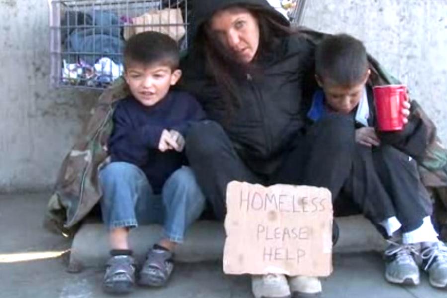essay homeless child