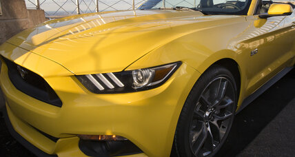 2016 Shelby GT350: Top-performance Ford Mustang makes a roaring debut (+video)