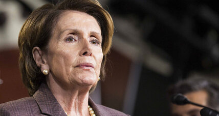 House Democrats reelect Nancy Pelosi leader. Was there grumbling? (+video)