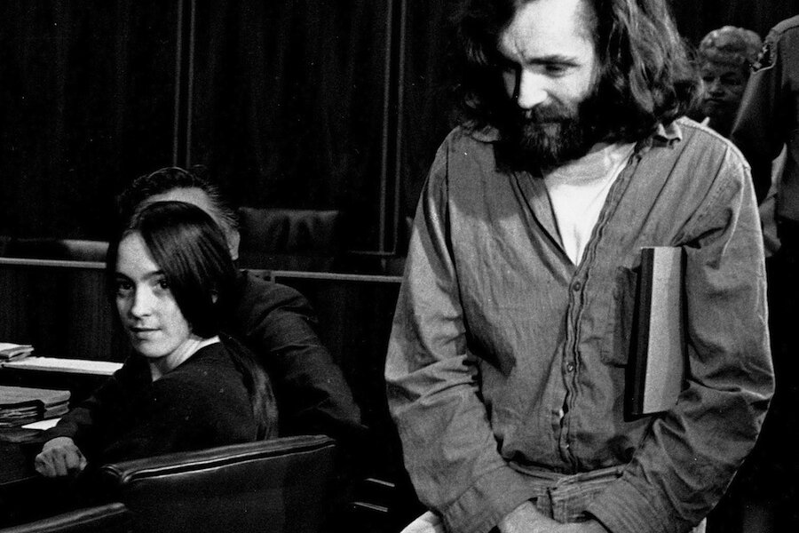 Learning the personality of charles manson as a serial killer