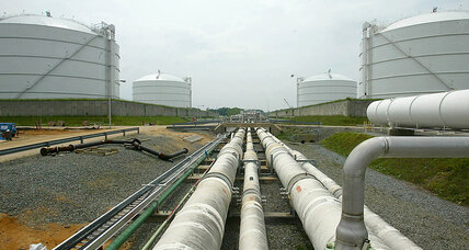 How Russia could derail US natural gas exports