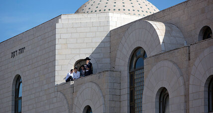 Rabbis killed at synagogue: Religious tinge of Jerusalem crisis deepens (+video)