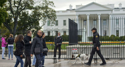 Secret Service plans taller White House fence. Will that block jumpers?