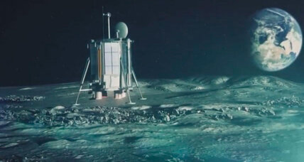 How a Kickstarter project could bury your hair on the moon