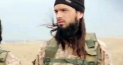 Islamic State execution video includes two French jihadis, France confirms