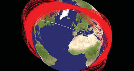 Does Russia have an orbiting space weapon?