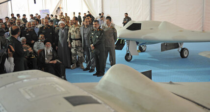 Iranians fly knock-off of US stealth drone. Did they get it right?