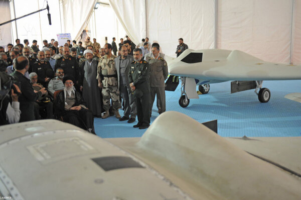 Iranians fly knock-off of US stealth drone. Did they get ...